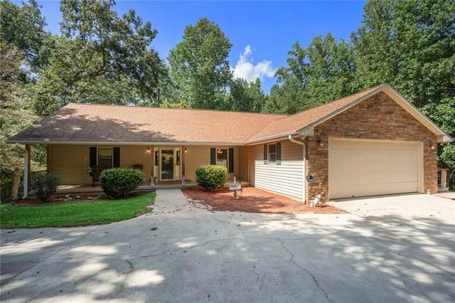 104 Buckeye Trail, Anderson, SC 29626 (MLS #20231581) :: Les Walden Real Estate