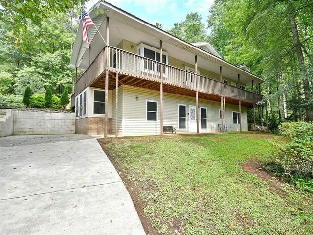 130 Green Briar Circle, Salem, SC 29676 (MLS #20231582) :: Les Walden Real Estate