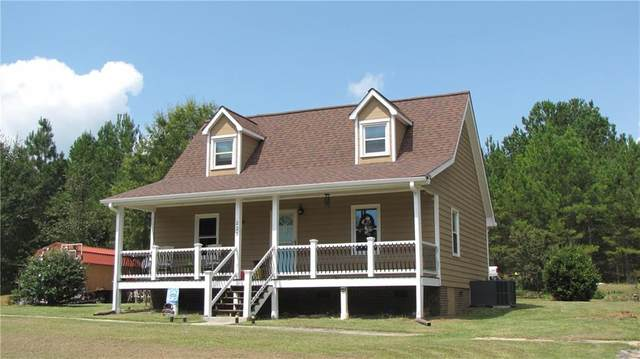 225 Bryson Street, Westminster, SC 29693 (MLS #20231595) :: The Powell Group