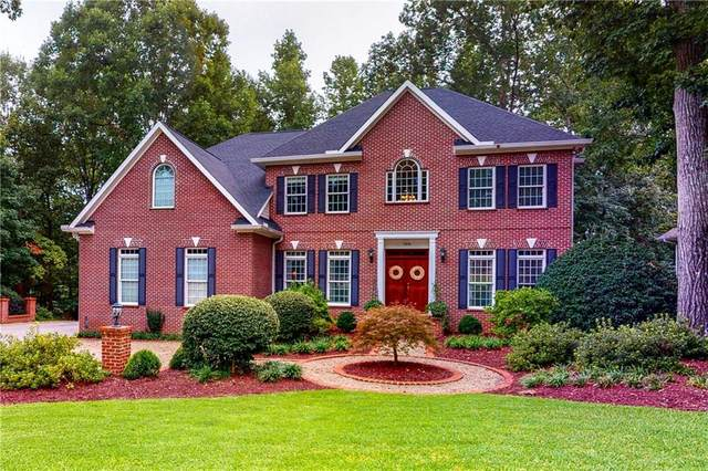 106 Red Maple Way, Clemson, SC 29631 (MLS #20231603) :: Prime Realty