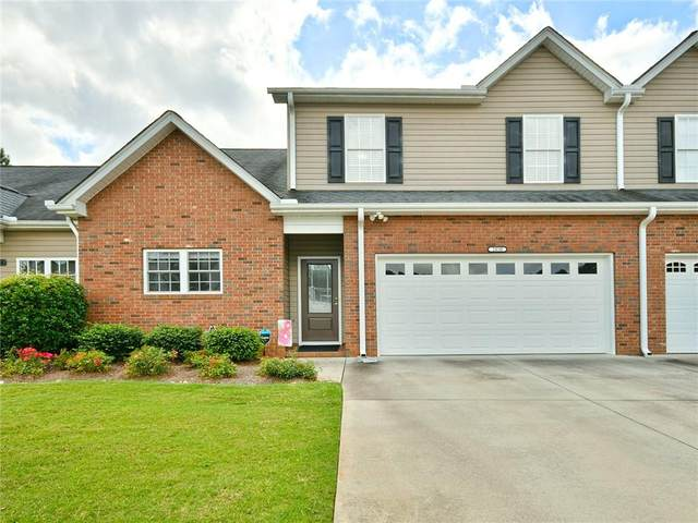 203B Palmetto Way, Easley, SC 29642 (MLS #20231606) :: The Powell Group