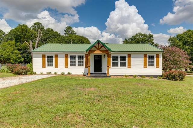 202 Stone Drive, Anderson, SC 29625 (MLS #20231610) :: The Powell Group