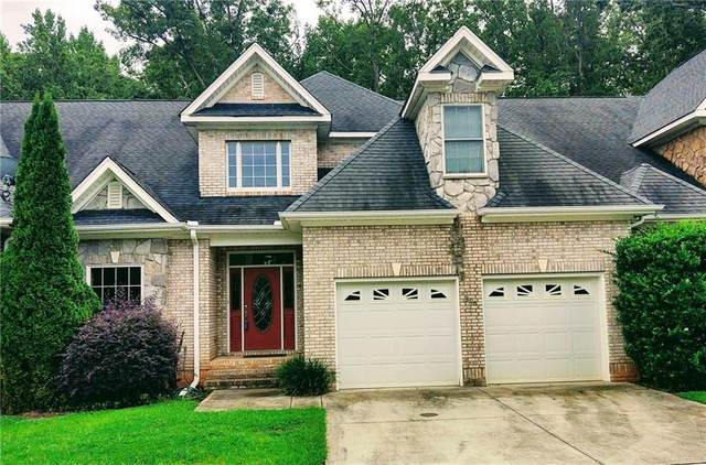 306 Breakwater Lane, Seneca, SC 29678 (MLS #20231656) :: Tri-County Properties at KW Lake Region