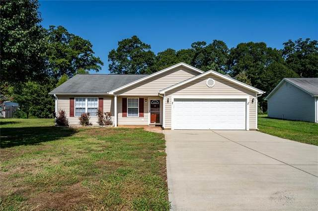 222 Rio Way, Anderson, SC 29625 (MLS #20231687) :: Prime Realty