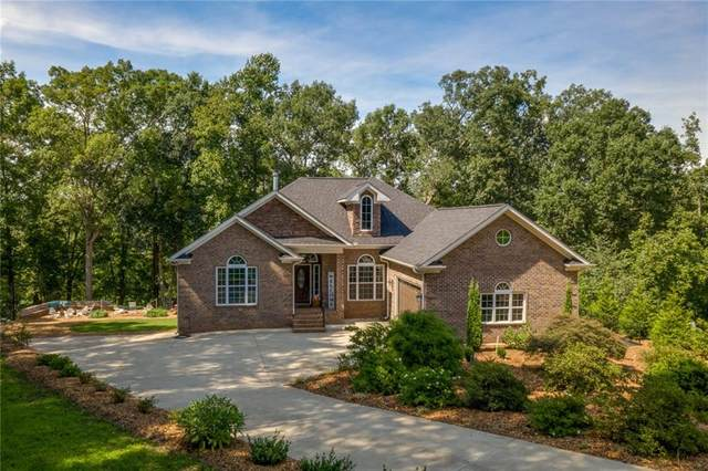 122 Harrison Harbor Way, Anderson, SC 29625 (MLS #20231737) :: The Powell Group