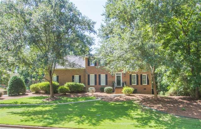 209 Brittany Park, Anderson, SC 29621 (#20231746) :: J. Michael Manley Team