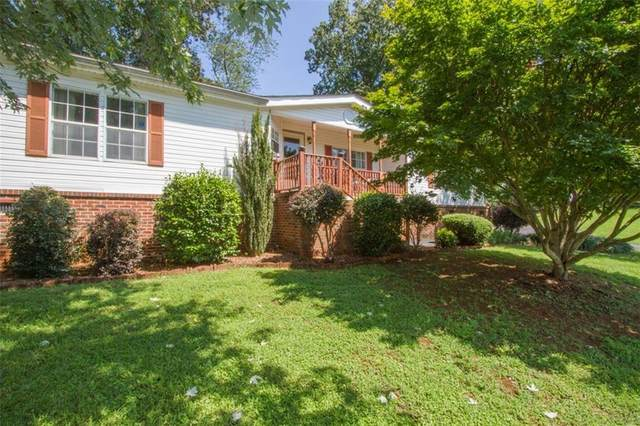 100 Woodshore Drive, Anderson, SC 29625 (MLS #20231761) :: The Powell Group