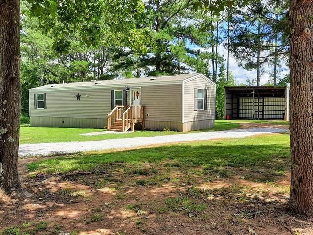 426 Benton Road, Belton, SC 29627 (MLS #20231768) :: Les Walden Real Estate