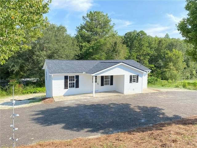 155 Grant Mill Road, Salem, SC 29676 (MLS #20231779) :: Les Walden Real Estate