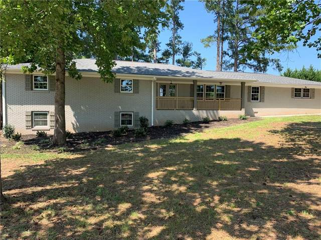 200 Pine Bark Road, Anderson, SC 29625 (MLS #20231782) :: The Powell Group