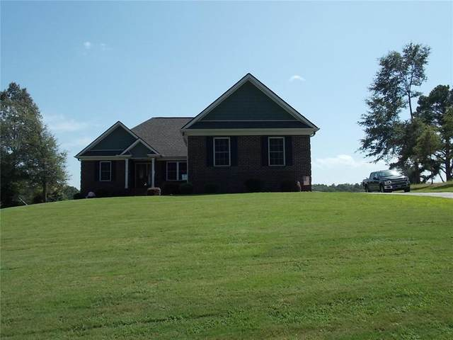 210 Fairway Drive, Pickens, SC 29671 (MLS #20231802) :: Les Walden Real Estate
