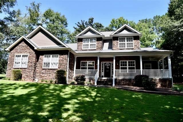 604 Feathery Lane, Seneca, SC 29678 (MLS #20231804) :: Tri-County Properties at KW Lake Region