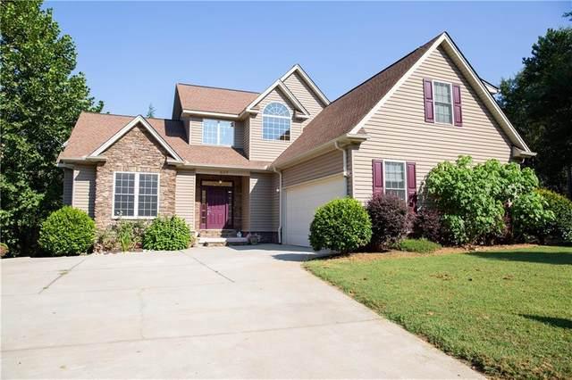 517 Ivy Spring Court, Seneca, SC 29678 (MLS #20231826) :: Les Walden Real Estate