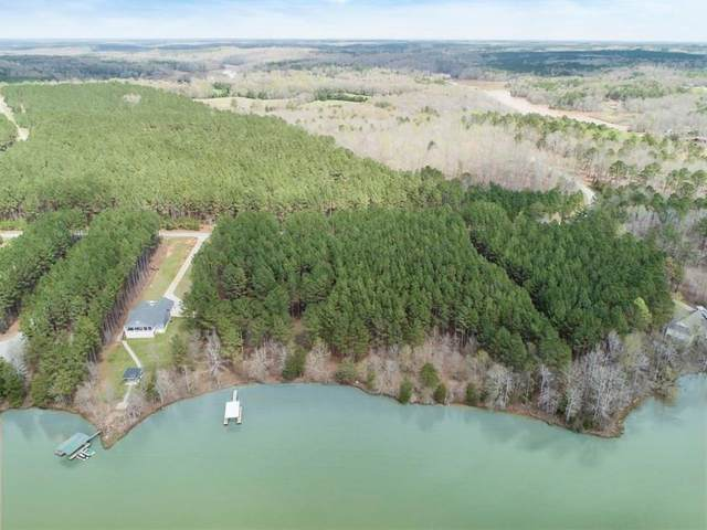 120 Waterside Drive, Iva, SC 29655 (MLS #20231830) :: The Powell Group