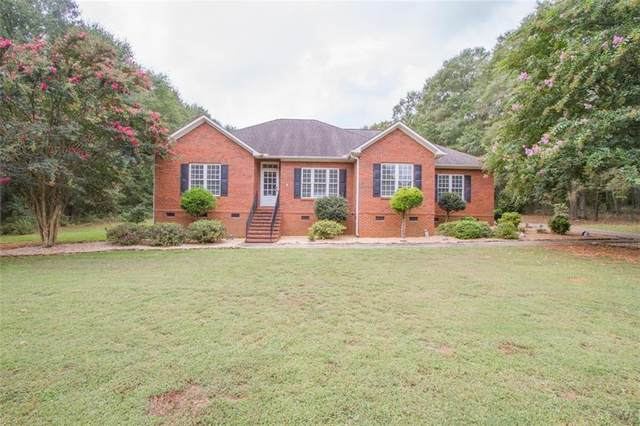 116 Creekwalk Drive, Anderson, SC 29625 (MLS #20231831) :: The Powell Group