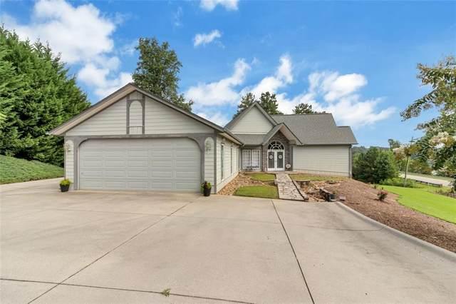 300 Shores Drive, Seneca, SC 29672 (MLS #20231843) :: Les Walden Real Estate
