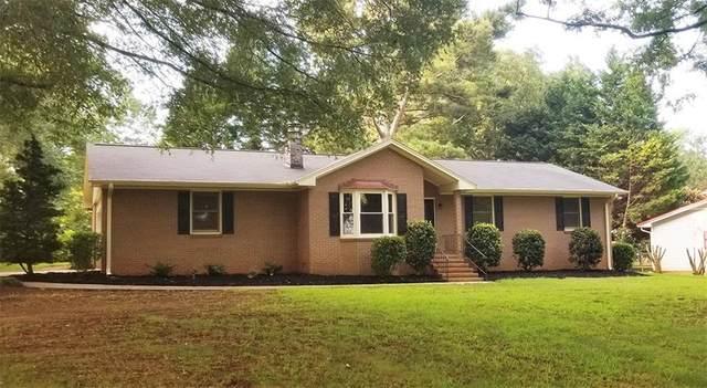 1418 Old Ivy Road, Anderson, SC 29621 (MLS #20231849) :: Les Walden Real Estate