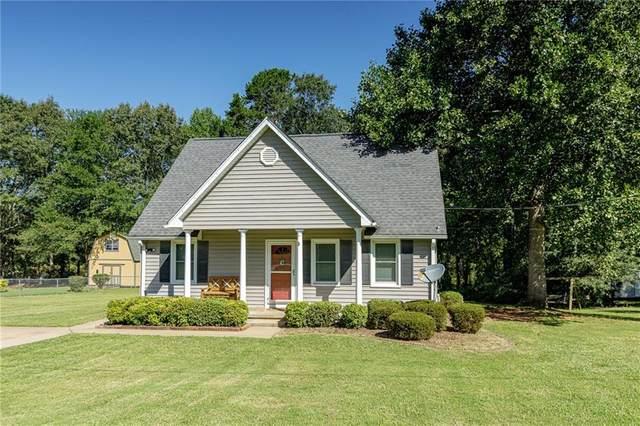 205 Lakeside Lane, Liberty, SC 29657 (MLS #20231864) :: Les Walden Real Estate