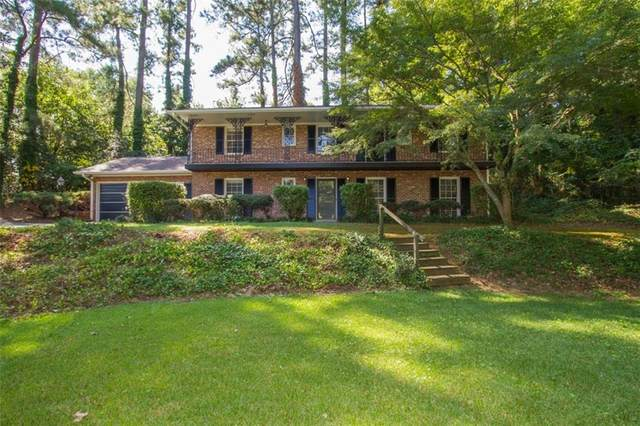 704 Stone Creek Drive, Anderson, SC 29621 (MLS #20231868) :: The Powell Group
