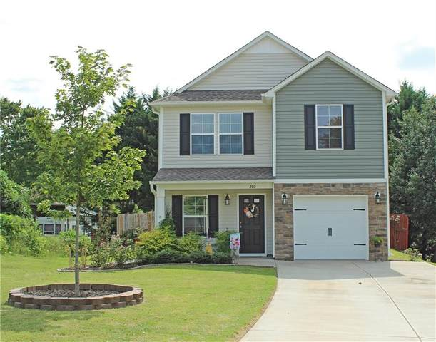 280 Springfield Circle, Easley, SC 29642 (MLS #20231874) :: The Powell Group