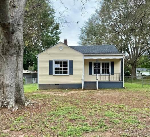23 Traxler Avenue, Williamston, SC 29697 (MLS #20231881) :: Les Walden Real Estate