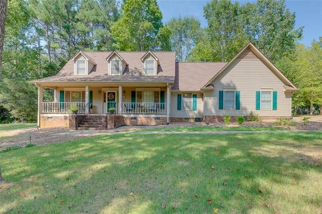 200 Shadow Oaks Drive, Easley, SC 29642 (MLS #20231897) :: Les Walden Real Estate