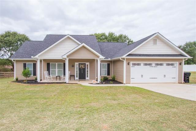 1403 Dunn Road, Anderson, SC 29625 (MLS #20231899) :: The Powell Group