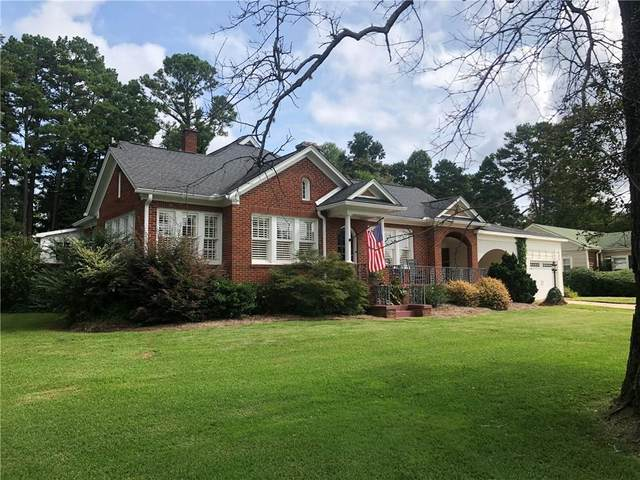 806 W Main Street, Walhalla, SC 29691 (MLS #20231911) :: Les Walden Real Estate
