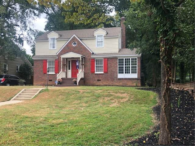408 Central Avenue, Anderson, SC 29625 (MLS #20231915) :: The Powell Group
