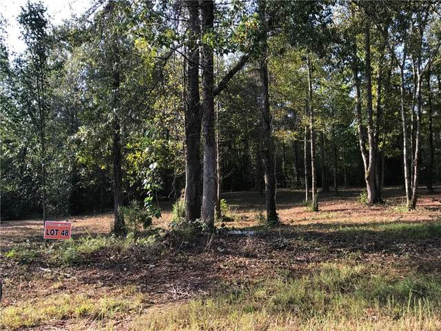 LOT 48 Twin View Drive, Westminster, SC 29693 (#20231925) :: J. Michael Manley Team