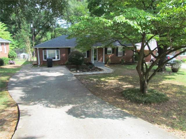305 Oneal Drive, Anderson, SC 29625 (MLS #20231934) :: The Powell Group
