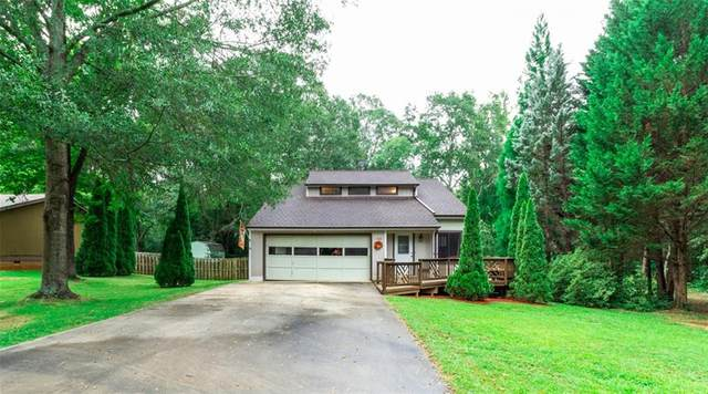 200 Rippleview Drive, Clemson, SC 29631 (MLS #20231951) :: Les Walden Real Estate