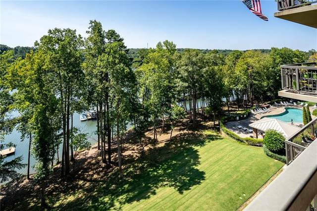 601 Watermarke Lane, Anderson, SC 29625 (MLS #20231952) :: Les Walden Real Estate