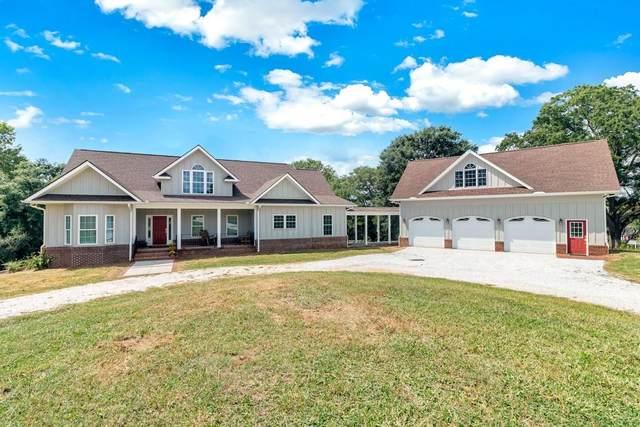 1125 N Highway 11 Highway, West Union, SC 29696 (MLS #20231972) :: Les Walden Real Estate
