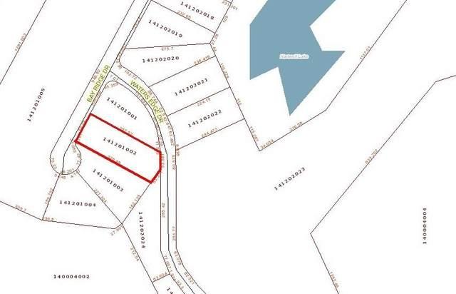 Lot 29 Bay Ridge Drive, Townville, SC 29689 (MLS #20232002) :: Lake Life Realty