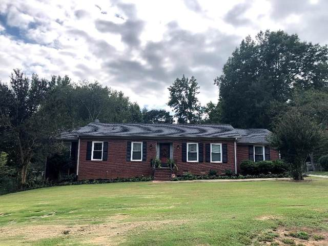 204 Timberlane Drive, Easley, SC 29642 (MLS #20232008) :: The Powell Group