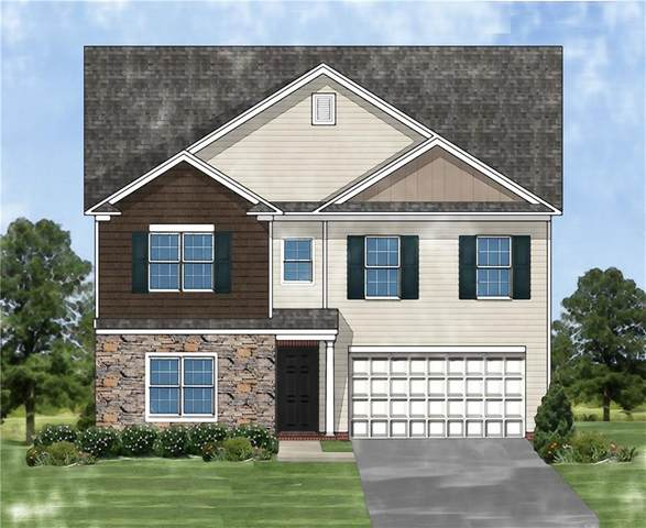 207 Sunny Point Loop, Central, SC 29630 (MLS #20232036) :: The Powell Group