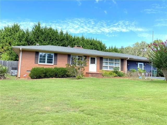 303 Catawba Circle, Seneca, SC 29672 (MLS #20232041) :: Tri-County Properties at KW Lake Region
