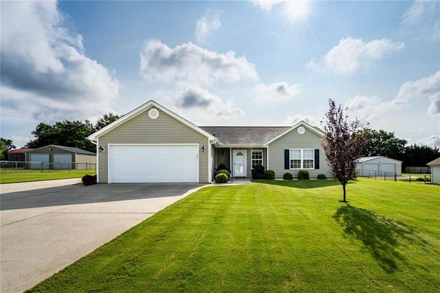 120 Sunny Hill Lane, Anderson, SC 29626 (MLS #20232045) :: The Powell Group