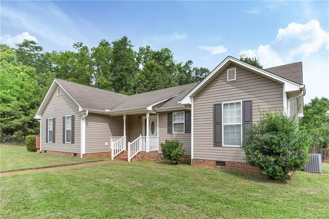 6502 Dobbins Bridge Road, Anderson, SC 29626 (MLS #20232058) :: Les Walden Real Estate