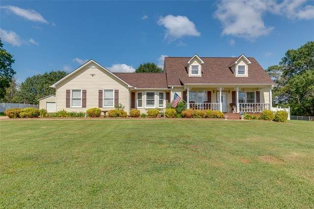 501 Pinnacle Court, Easley, SC 29642 (MLS #20232059) :: The Powell Group