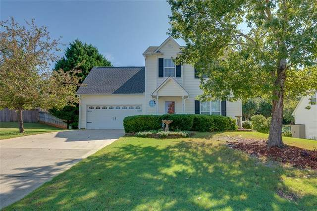 105 Blue Wing Lane, Easley, SC 29642 (MLS #20232075) :: The Powell Group