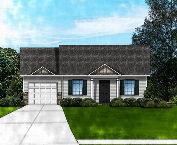 136 Foxcreek Court, Seneca, SC 29678 (MLS #20232078) :: Les Walden Real Estate
