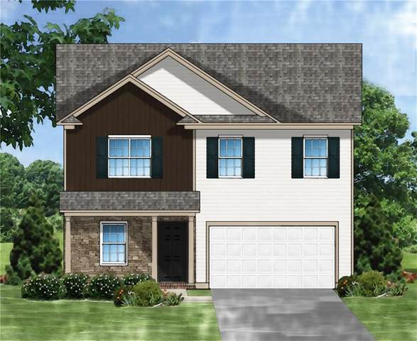 140 Foxcreek Court, Seneca, SC 29678 (MLS #20232081) :: Les Walden Real Estate
