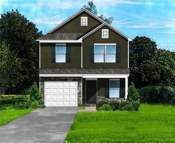 108 Foxcreek Court, Seneca, SC 29678 (MLS #20232083) :: Les Walden Real Estate