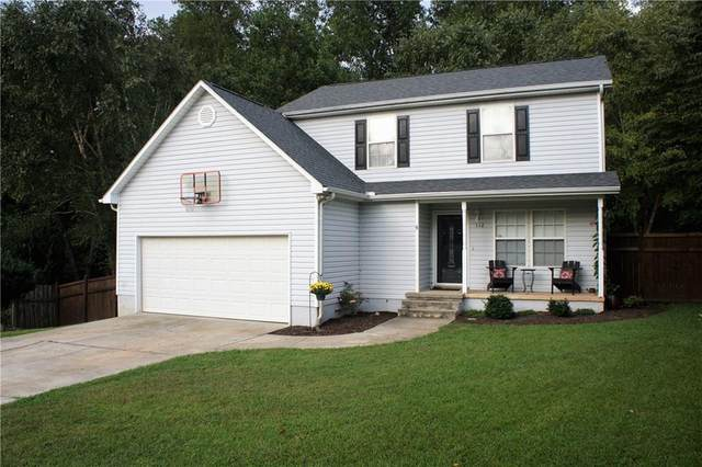 112 Sentry Lane, Anderson, SC 29621 (MLS #20232084) :: The Powell Group