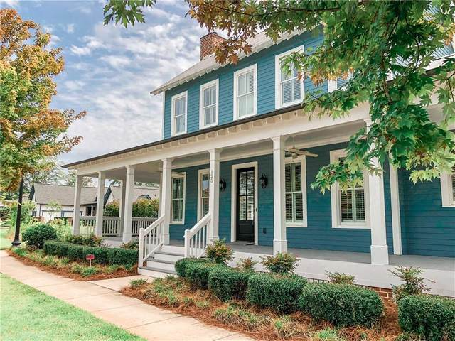 125 Keller Boulevard, Clemson, SC 29631 (MLS #20232088) :: Les Walden Real Estate