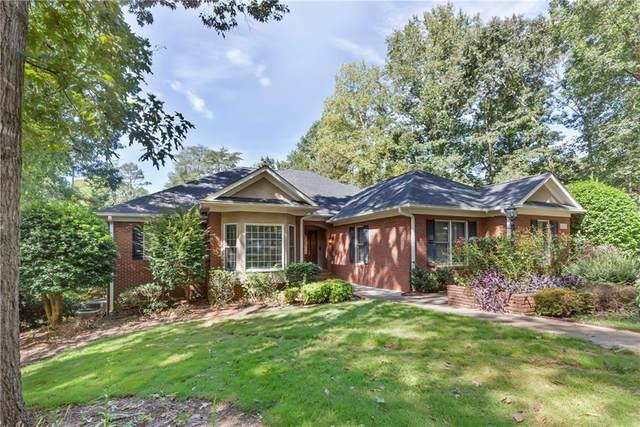 104 Santee Trail, Clemson, SC 29631 (MLS #20232103) :: Tri-County Properties at KW Lake Region