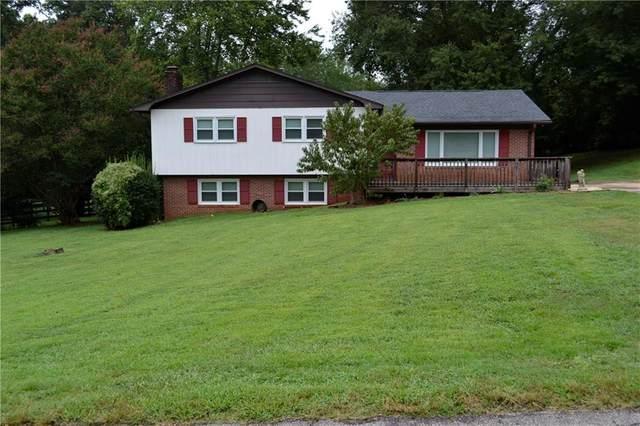 211 Hillandale Road, Liberty, SC 29657 (MLS #20232105) :: Les Walden Real Estate