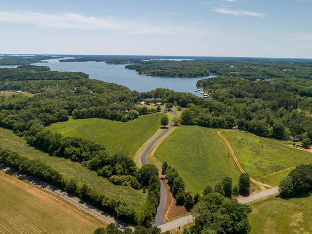 825 Hattons Ford Road, Townville, SC 29689 (MLS #20232115) :: Les Walden Real Estate